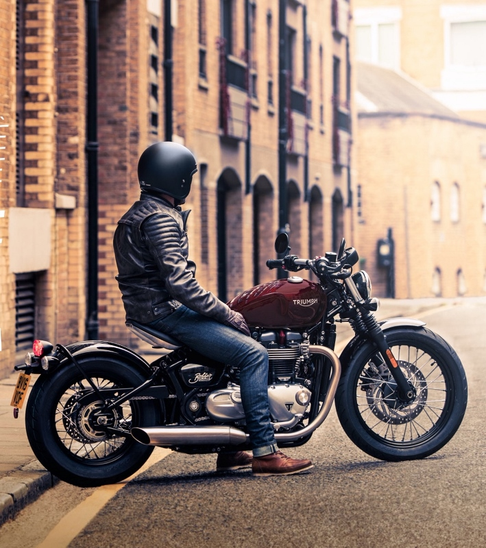 triumph bonneville bobber 2017 - motor news world